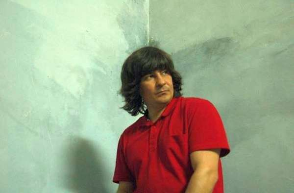 Василий Мельниченко - будущий таксист