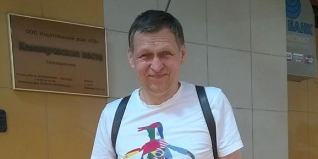 Сергей Буш в Омске