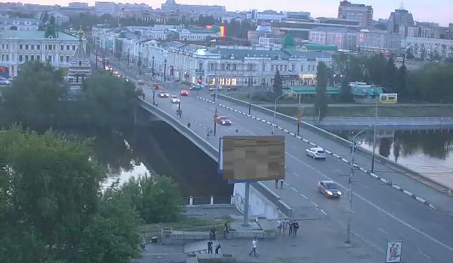 Омск 25 мая 2016 года